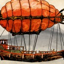 Airships of the Far West